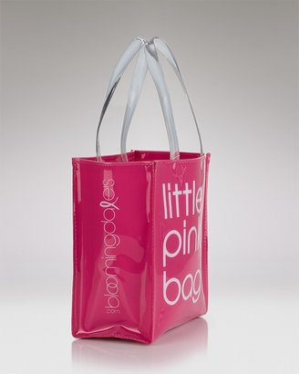 Bloomingdale's Little Pink Bag