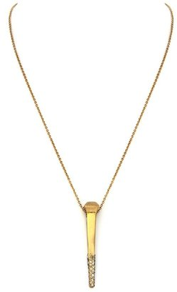 House Of Harlow Horsemans Dipped Pendant Necklace