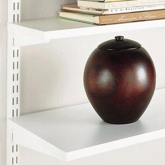 """Elfa 8"""" x 24"""" x 3/4"""" h White Center Shelf"""