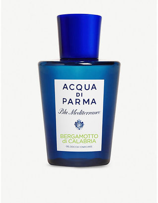 Acqua di Parma Blu Mediterraneo Bergamotto Calabria Shower Gel, Size: 200ml