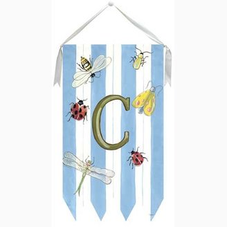 Bugs and Stripes Wall Hanging
