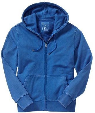 Gap Solid zip hoodie