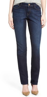 Women's Dl1961 'Coco' Curvy Straight Jeans $168 thestylecure.com