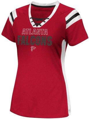 Atlanta falcons draft me vi tee - women