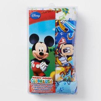 Disney Disney's Mickey Mouse Toddler Boy Clubhouse 7-pk. Briefs
