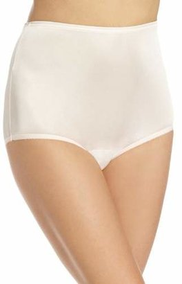 Vanity Fair Women's Perfectly Yours Ravissant Tailored Nylon Brief Panty $7.99 thestylecure.com