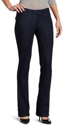 Levi's Women's Slight Curve ID Back Flap Skinny Bootcut Jean
