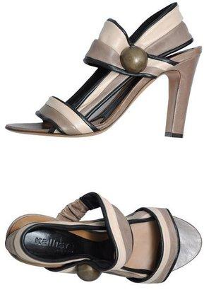 Kalliste High-heeled sandals