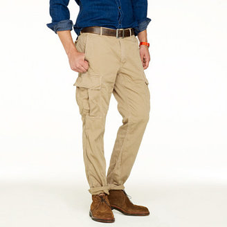 J.Crew Sun-faded cargo pant in urban slim fit