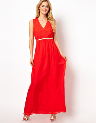 Ted Baker Maxi Dress with Belt