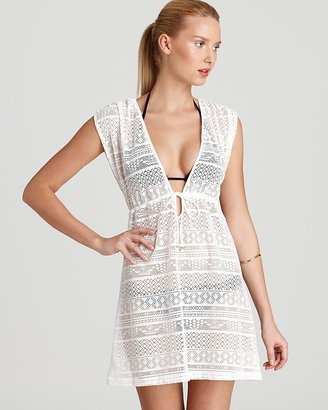 Lauren Ralph Lauren Swimsuit Cover Up Dress