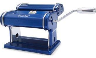 Sur La Table Atlas® Marcato Blue Pasta Machine, 150mm