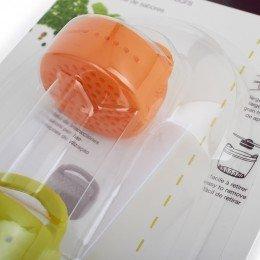 Beaba Orange & Green Babycook Spicy Balls