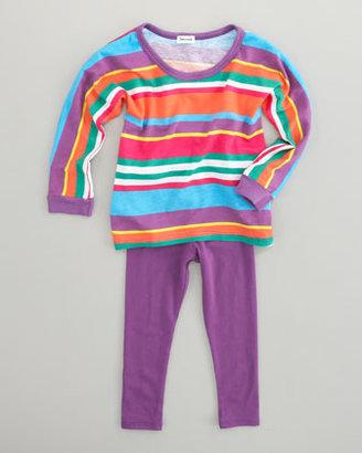 Splendid Littles Pensacola Stripe Tunic & Leggings Set, Sizes 2T-3T