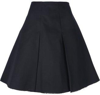 Lanvin a-line skirt