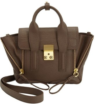 3.1 Phillip Lim Pashli Mini-Satchel-Nude