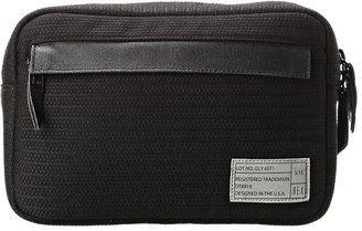 Hex - Waist Pack (Black Hi-Lo Woven) - Bags and Luggage