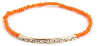 BaubleBar Tangerine Bar Bracelet