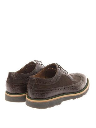 Paul Smith Grand Scotch leather brogues