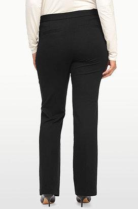 NYDJ Trouser In Ponte Knit - Plus