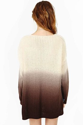 Nasty Gal Cambridge Knit - Ombre