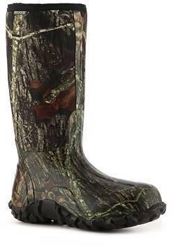 Bogs Classic High Mossy Oak Camo Boot