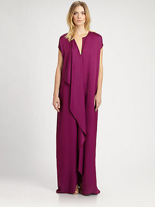 The Row Silk Priston Dress