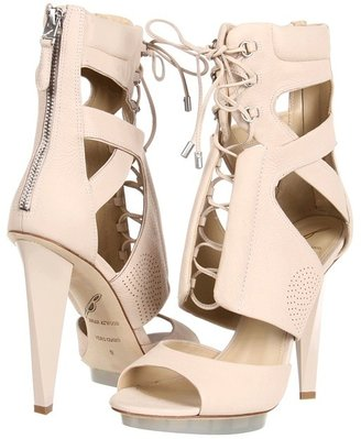 Brian Atwood Deliziosa (Light Pink Leather) - Footwear