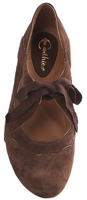 Earthies Sarenza Too Shoes - Suede, Mary Janes (For Women)