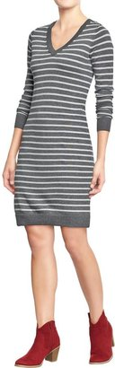 Old Navy Women's V-Neck Sweater Dresses