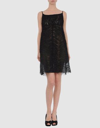 Rose' A Pois Short dresses