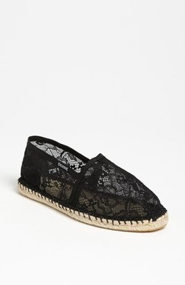 Soludos Floral Lace Slip-On (Women)