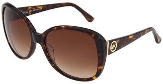 MICHAEL Michael Kors Edie (Dark Tortoise) - Eyewear