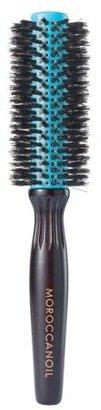 Moroccanoil R) Ceramic Barrel Boar Bristle Round Brush for Short Hair