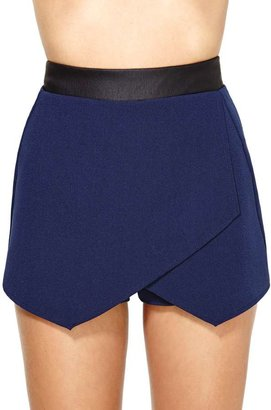 Nasty Gal Courted Skort