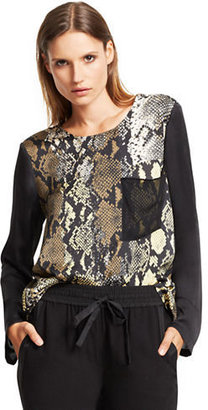 Kenneth Cole NEW YORK Trixie Blouse