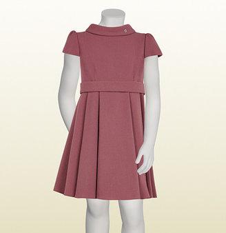 Gucci Mauve Stretch Viscose Dress