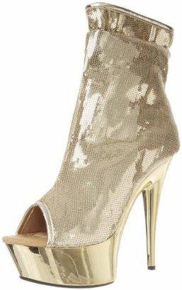 The Highest Heel Women's Amber-411 Bootie