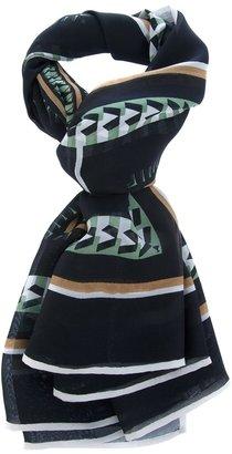 Dries Van Noten Patterned scarf