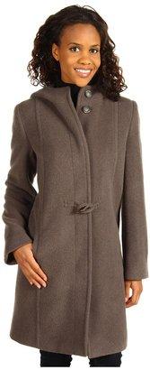 Hilary Radley Stand 34 Coat (Mushroom) - Apparel