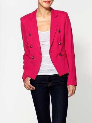 Elizabeth and James Sue Wool Blazer