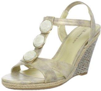 AK Anne Klein Women's Venture Wedge Sandal