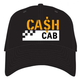 Discovery Cash Cab Logo Hat