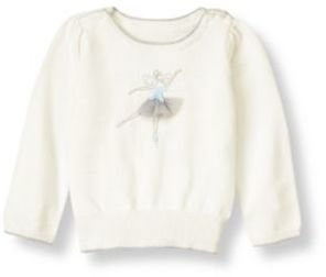 Janie and Jack Dancing Fairy Sweater