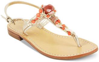 Ivanka Trump Shoes, Pauline Flat Thong Sandals