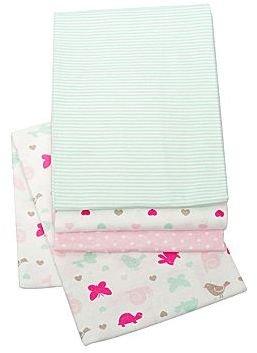 Carter's Carter's® 4-pk. Butterfly Receiving Blankets