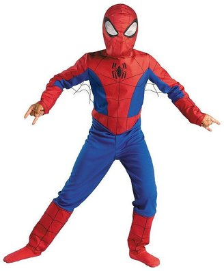 Spiderman Spectacular animated costume