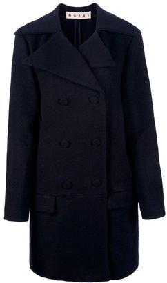 Marni Double button coat