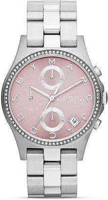 Marc by Marc Jacobs Henry Glitz Watch, 36.5mm