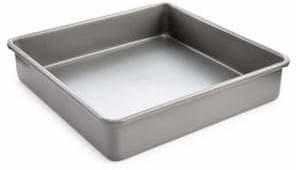 Martha Stewart 9in Non-Stick Square Pan
